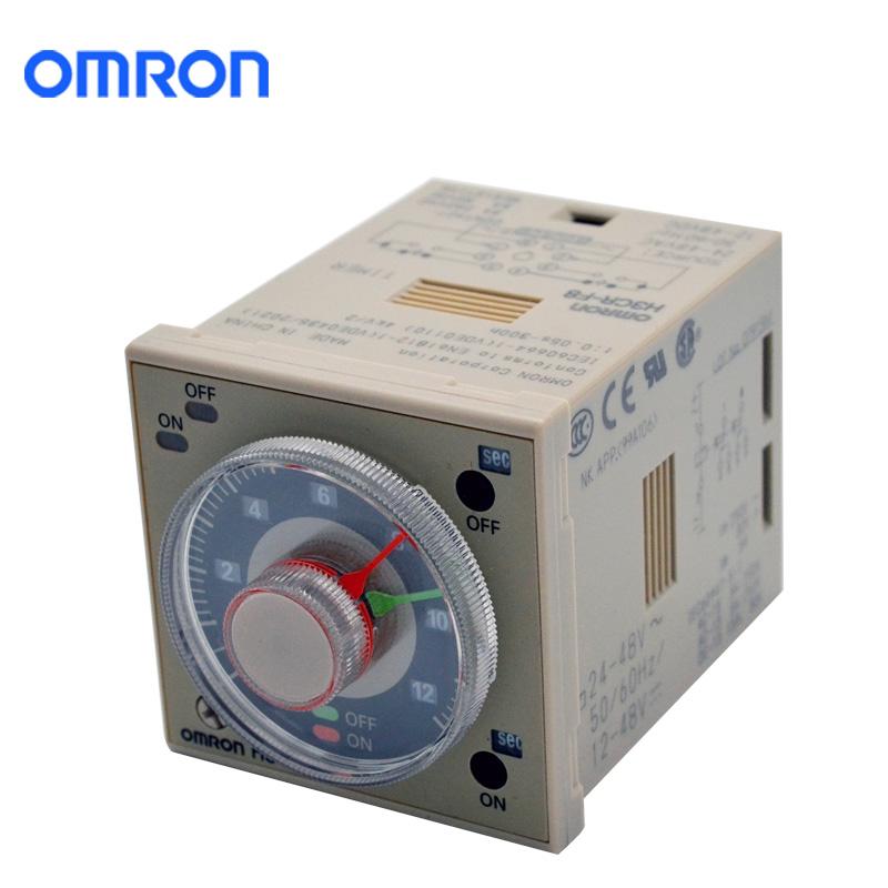 OMRON 欧姆龙 H3CR-F8时间继电器