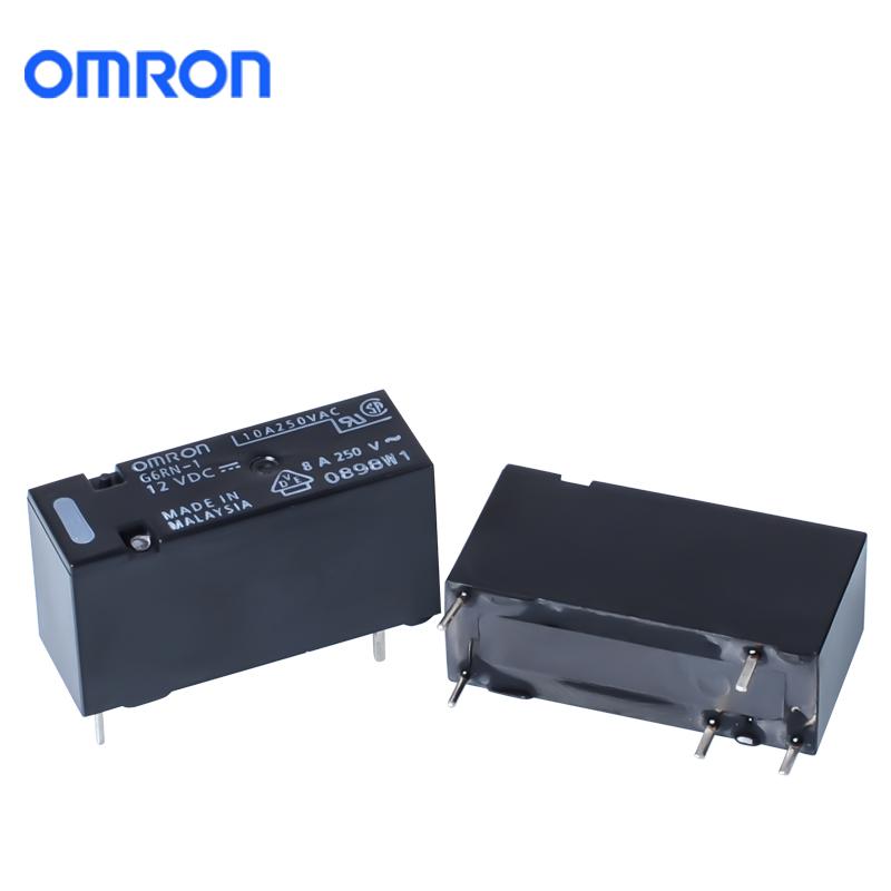 欧姆龙G6RN-1- 5VDC继电器
