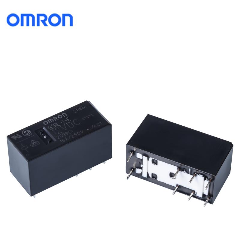 欧姆龙G2RL-1-E-12VDC继电器