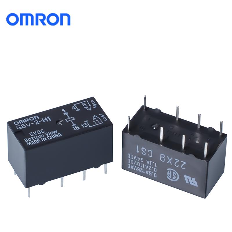 欧姆龙G5V-2-H1-5VDC继电器