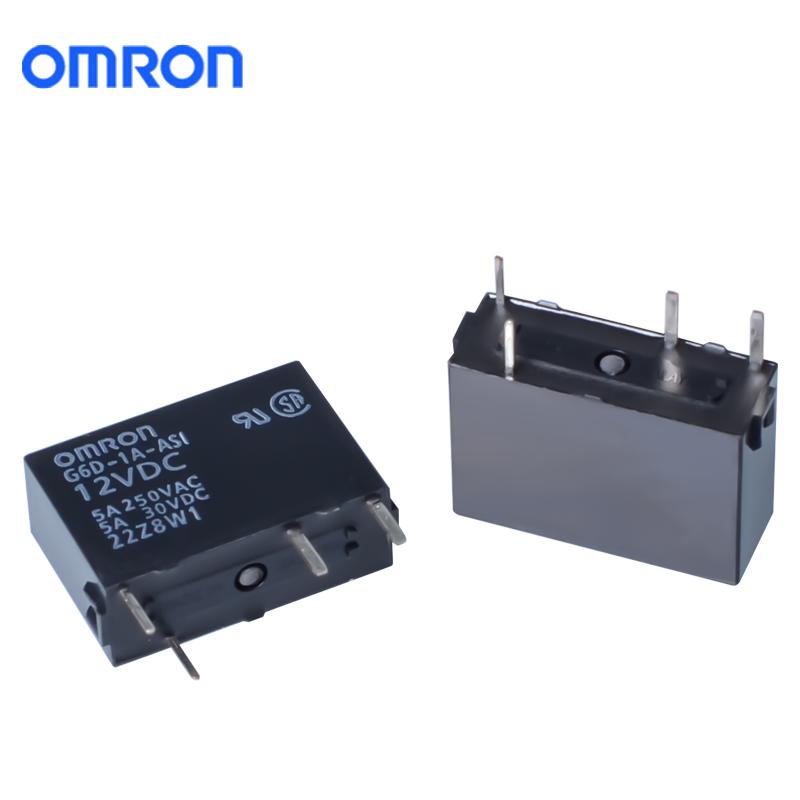 欧姆龙G6D-1A-ASI- 5继电器