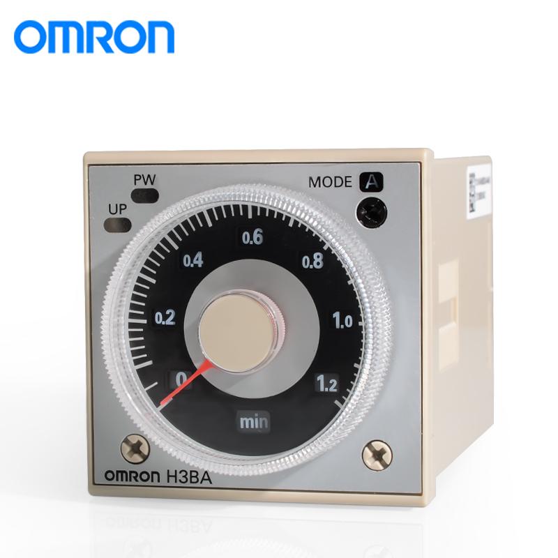 欧姆龙H3CR-F  AC100-240V时间继电器
