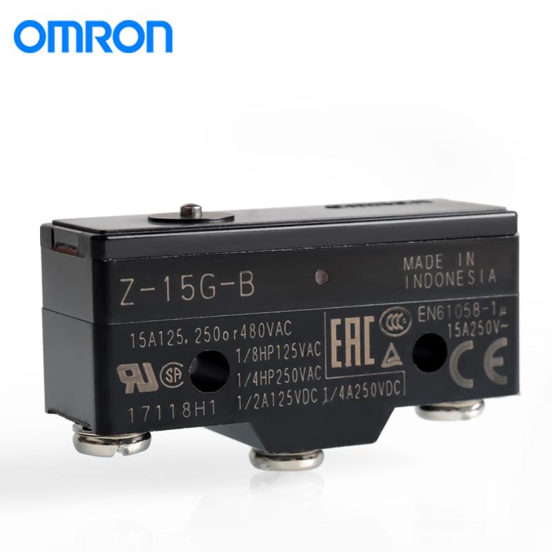 欧姆龙Z-15G-B微动开关